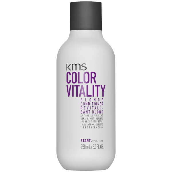KMS Colour Vitality Blonde Conditioner 250ml