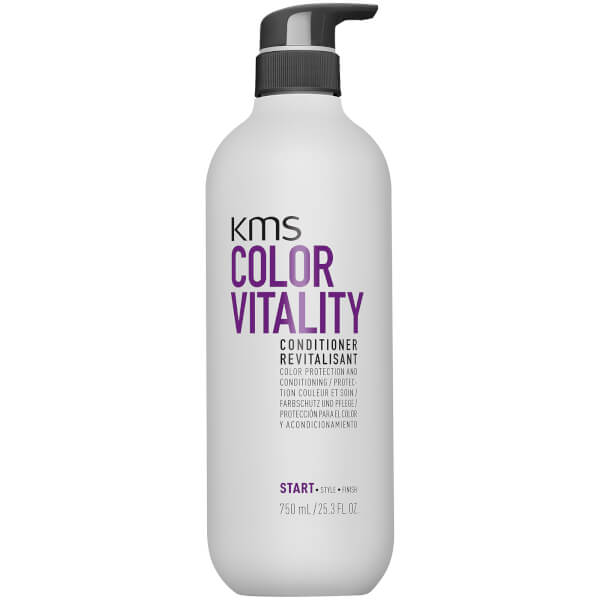 KMS Colour Vitality Conditioner 750ml
