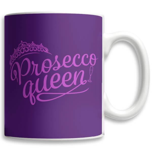Prosecco Queen Mug