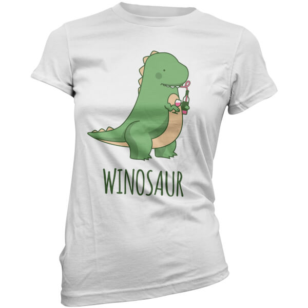 Winosaur Women's T-Shirt - White