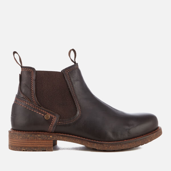 Wrangler Men's Hill Chelsea Boots - Dark Brown