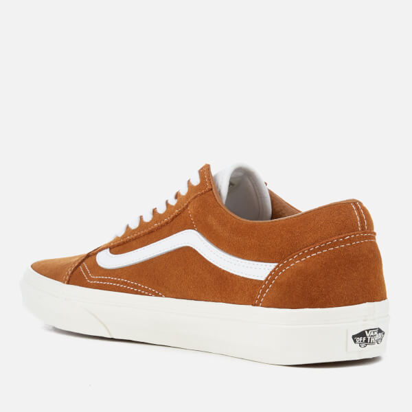 vans glazed ginger