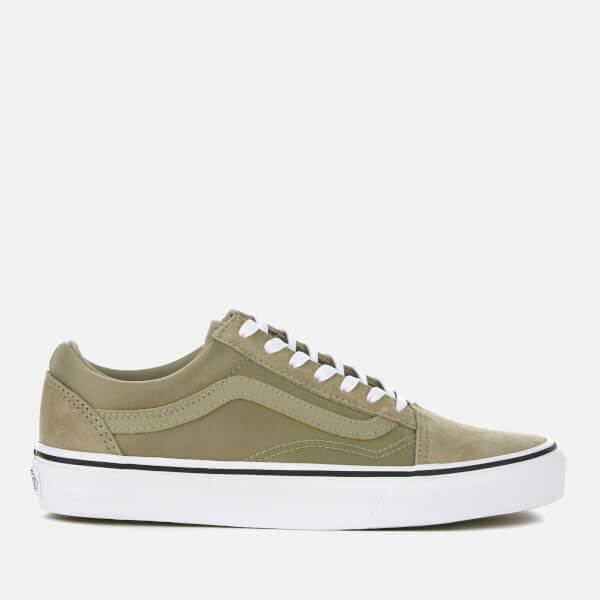 Vans Women's Old Skool Boom Boom Trainers - Silver Sage/True White