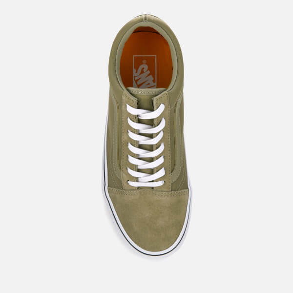 879b2a44c0c6d0 Vans Women s Old Skool Boom Boom Trainers - Silver Sage True White  Image 3