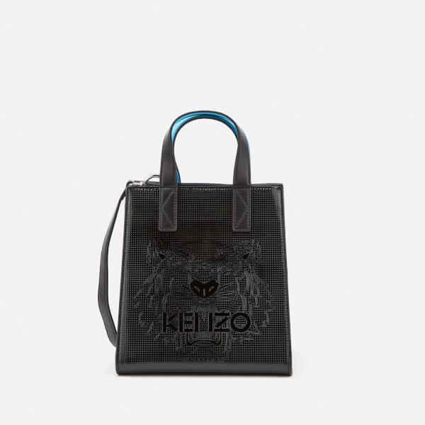KENZO Women s Icons Horizontal Mini Tote Bag - Black Womens ... 4c22037389