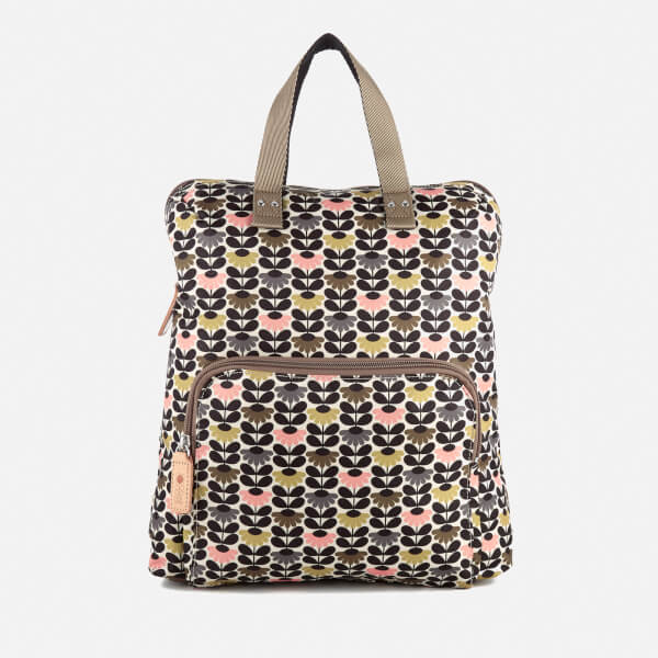 Orla Kiely Women's Backpack - Printed Daisy