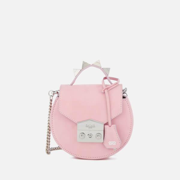 SALAR Women's Carol Bag - Soft Pink
