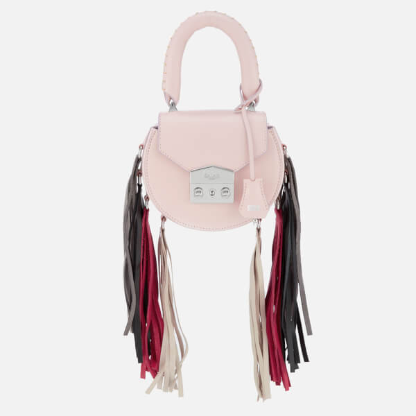 SALAR Women's Mimi Mini Rainbow Bag - Pink/Multi