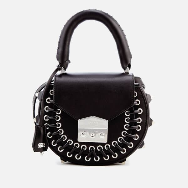 SALAR Women's Mimi Pocket Bag - Black