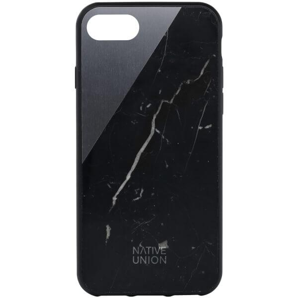 Native Union Clic Marble Metal iPhone 7 Case - Black