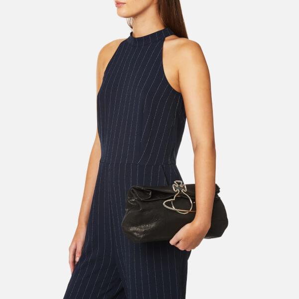 f3d5b54bb55 Vivienne Westwood Women's Oxford Clutch Bag - Black: Image 3