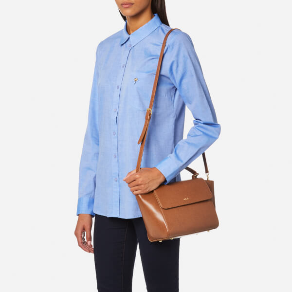 e551b764bd56 ... where can i buy lauren ralph lauren womens newbury barclay cross body  bag lauren tan image