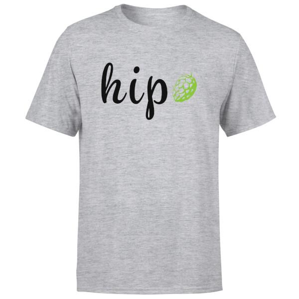 T-Shirt Homme Hip Hop -Gris