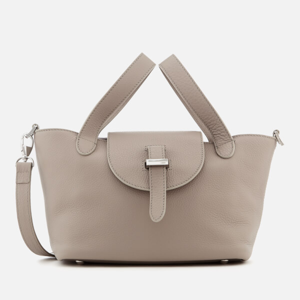 meli melo Women's Thela Mini Tote Bag - Taupe