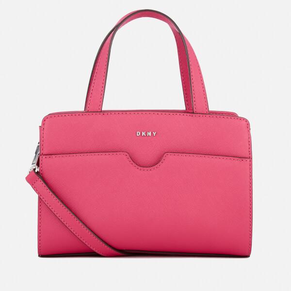 DKNY Women's Bryant Park Mini Satchel Bag - Cerise