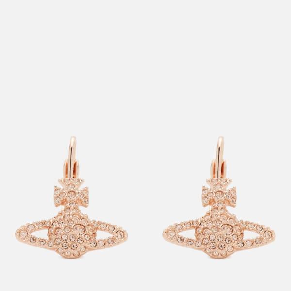 Vivienne Westwood Women's Grace Earrings - Light Peach/White