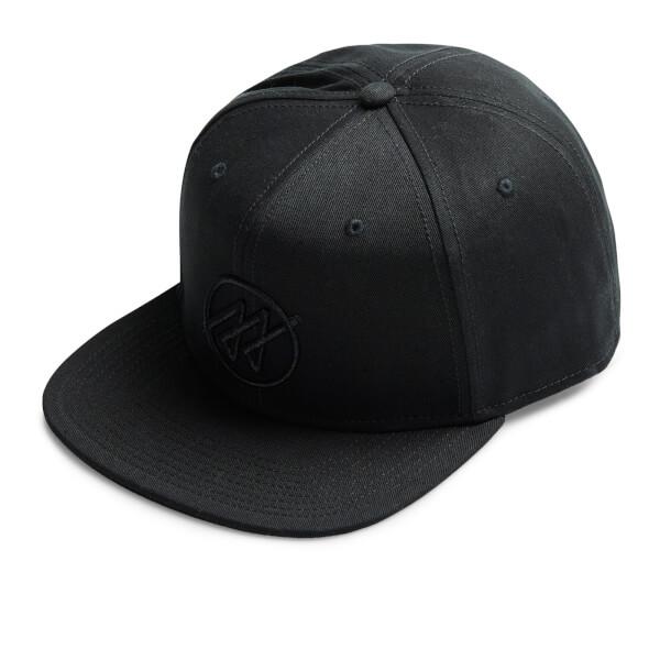 Jack & Jones Men's Core Circle Snapback Cap - Black