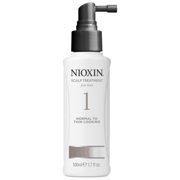 NIOXIN System 1 Scalp Treatment for Normal to Fine Natural Hair 100ml