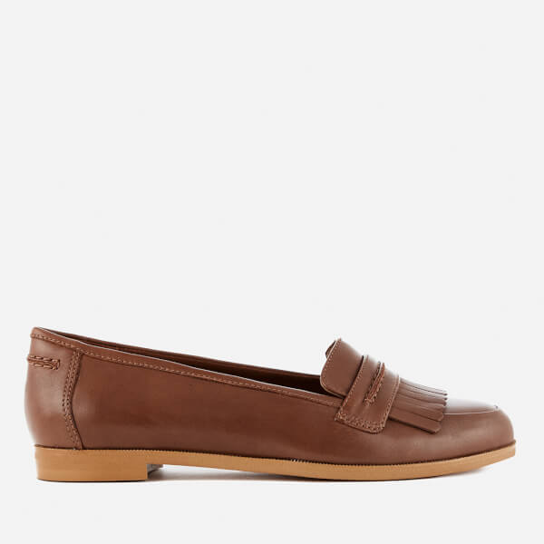 Clarks Damens's Andora Crush Leder Loafers ... Tan Damenschuhe ... Loafers 52cf0a