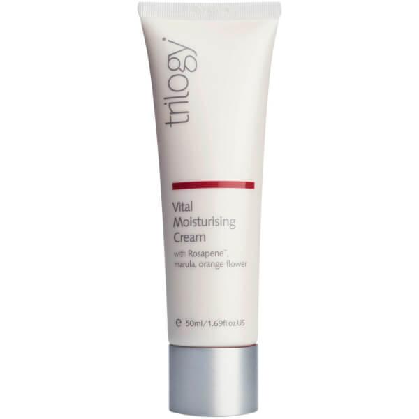 Trilogy Vital Moisturizing Cream 1.7 oz Pump