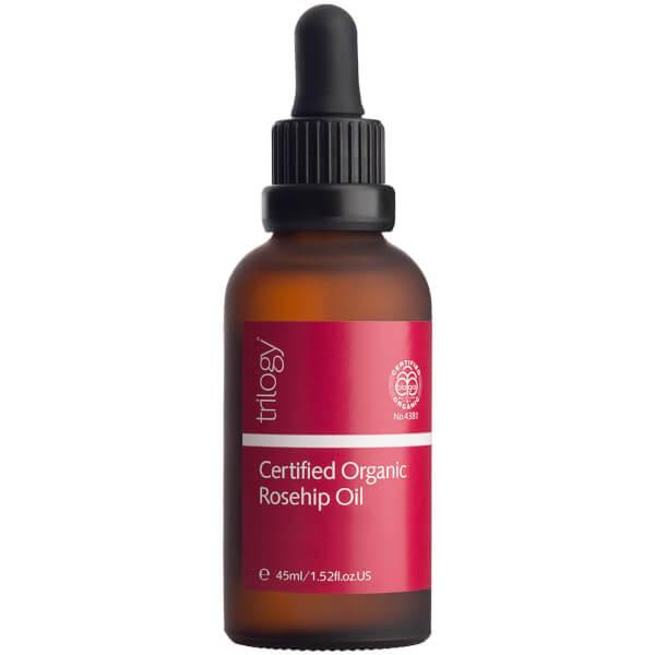 Trilogy Certified Organic Rosehip Oil 0.7 oz