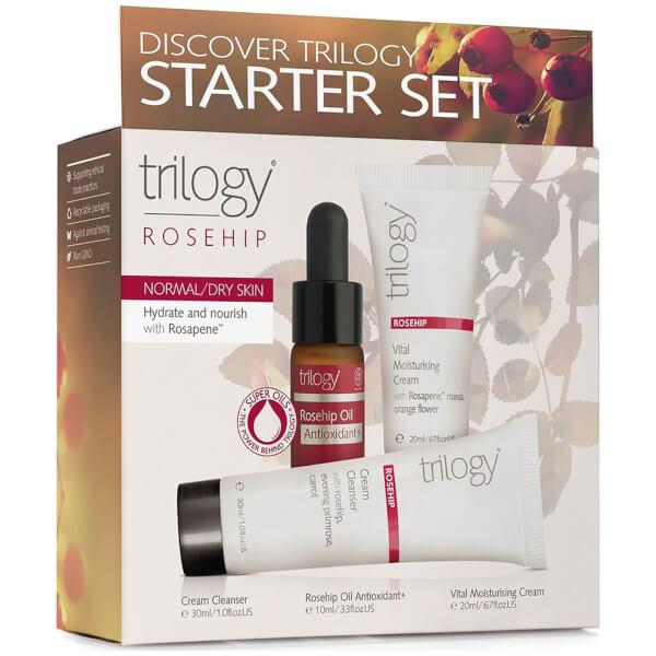 Trilogy Discover Starter Set Normal / Dry