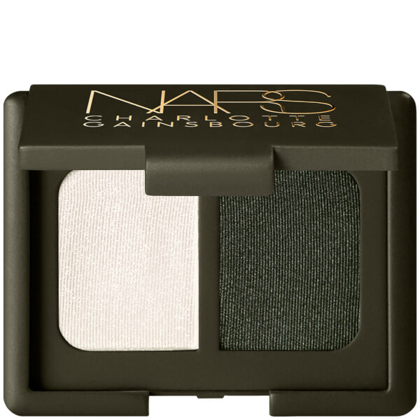 NARS Cosmetics NARS x Charlotte Gainsbourg Velvet Duo Eye Shadow - Rue Allent