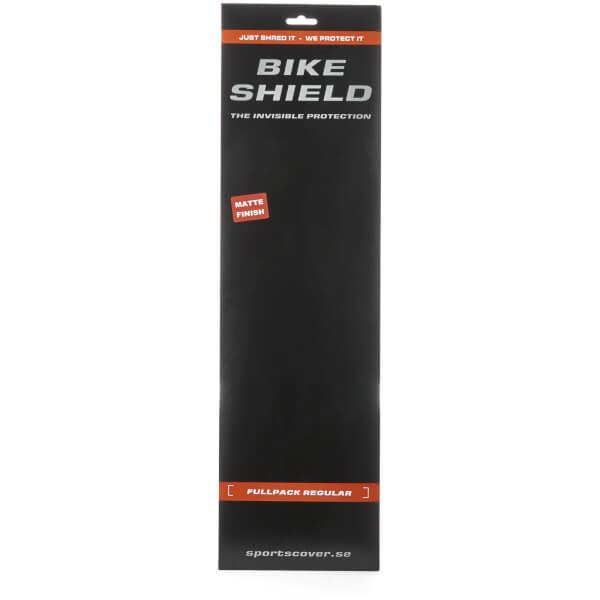 Bike Shield Frame Protection Full Pack Matte