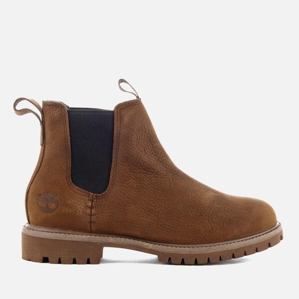 Timberland Men's 6 Inch Premium Chelsea Boots - Potting Soil Vecchio