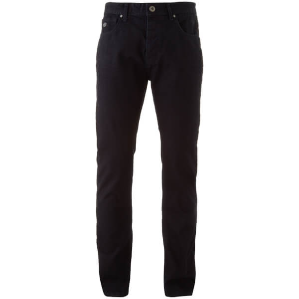 Threadbare Men's Travis Jeans - Black Wash