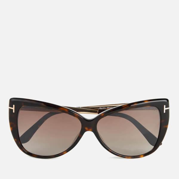 Tom Ford Women's Reveka Sunglasses - Tortoise Shell