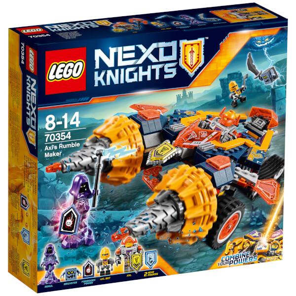 LEGO Nexo Knights: Axl's Rumble Maker (70354)