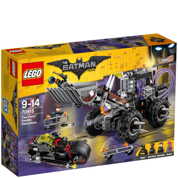 LEGO Batman: Two-Face Double Demolition (70915)