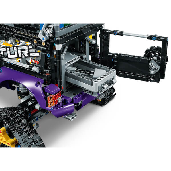 lego technic extreme adventure 42069 toys. Black Bedroom Furniture Sets. Home Design Ideas