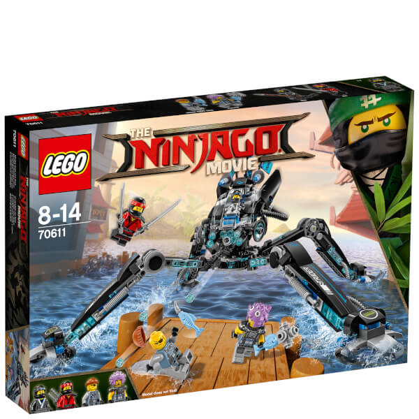 The LEGO Ninjago Movie: Water Strider (70611)