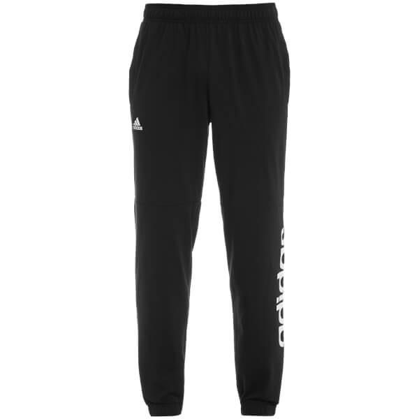 Pantalon Homme Essential Linear adidas -Noir