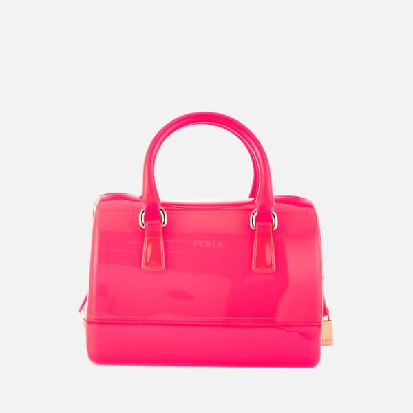 Furla Women's Candy Cookie Satchel Bag - Pink