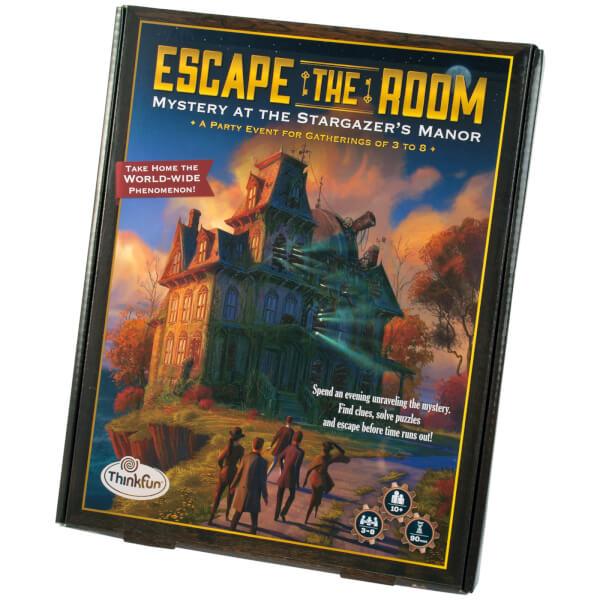 Escape The Room Game - Stargazers Manor
