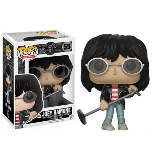 Pop! Rocks Joey Ramone Pop! Vinyl Figure