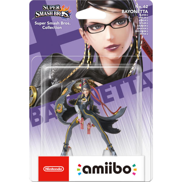 Bayonetta (Player 2) No.62 amiibo
