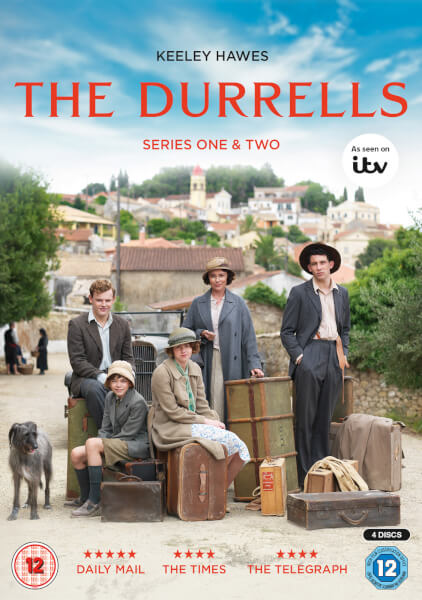 The Durrells Series 1-2