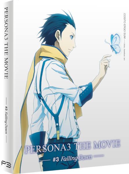 Persona 3 - Movie 3 Collectors Edition Combi (Dual Format)