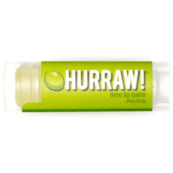 Hurraw! Lime Lip Balm 4.3g