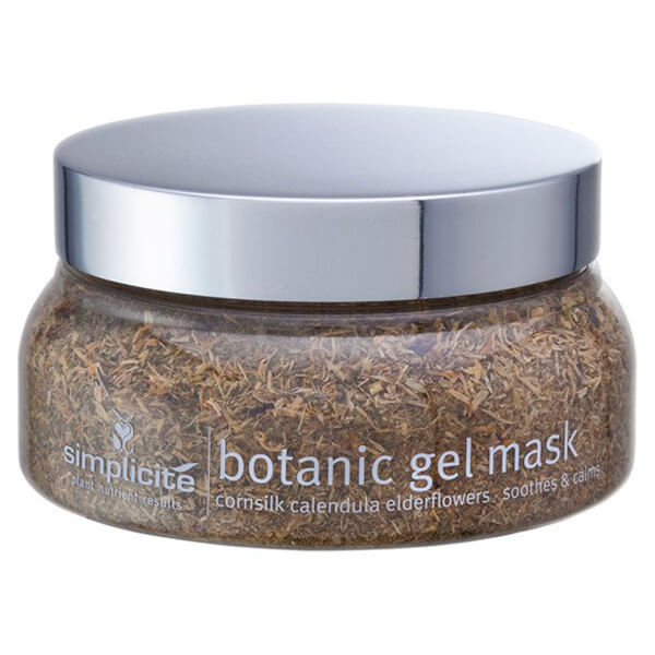 Simplicite Botanic Gel Mask 75g Buy Online Skincarestore