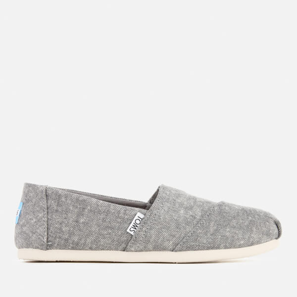 TOMS Classic Washed Denim Slip-On olNTes7D1