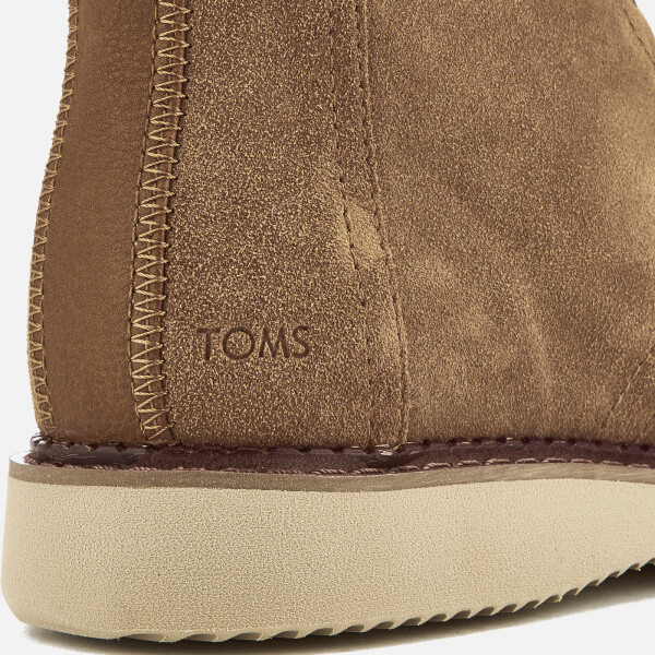 05ee07f4c40 TOMS Men s Porter Suede Lace Up Boots - Toffee  Image 6