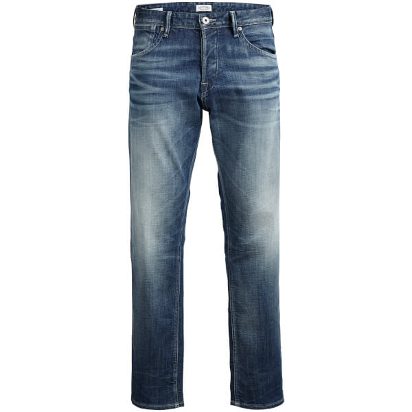 Jean Homme - Large Originals Dash 005 Jack & Jones - Bleu Denim