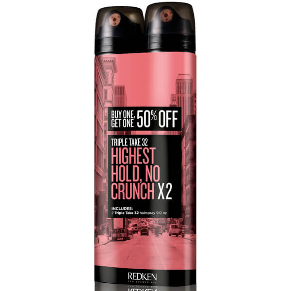 Redken Triple Take 32 Duo (2 x 9 oz)