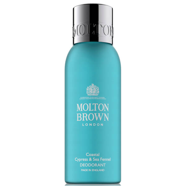 Molton Brown Coastal Cypress & Sea Fennel Deodorant Spray 150ml
