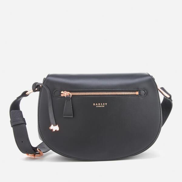 Radley Women's Camley Street Medium Fold Over Shoulder Bag - Black